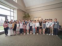 US-Sino Pathways Student Reception