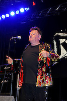 BLACKPOOL, ENGLAND - AUGUST 6: John Rossall performing at Rebellion Festival, Empress Ballroom, Winter Gardens on August 6, 2016 in Blackpool, England.<br /> CAP/MAR<br /> &copy;MAR/Capital Pictures /MediaPunch ***NORTH AND SOUTH AMERICAS ONLY***