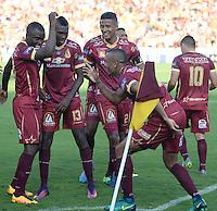 Deportes Tolima vs Atlético Bucaramanga , 11-12-2016.LA II_2016 , SEMIFINAL VUELTA