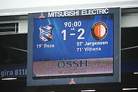 SC Heerenveen - Feyenoord 190317