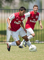 Frisco - Texas, Friday June 29, 2012:   U15/16 USDA play off games.