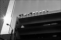 From &quot;Miami in Black and White&quot; series<br /> Downtown Miami, FL