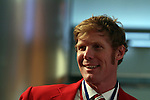 10 AUG 2010: Hall of Famer Alexi Lalas attends the ceremony. The 2010 National Soccer Hall of Fame Induction Ceremony was held at New Meadowlands Stadium in East Rutherford, New Jersey.