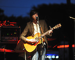 Will Sheff of Okkervil River plays the Double Decker Arts Festival in Oxford, Miss. on Friday, April 29, 2011.