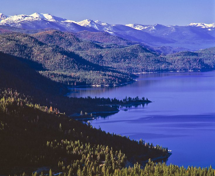 Lake Tahoe Scenic East Shore