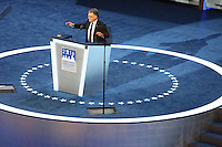 PHILADELPHIA, PA - JULY 25: Al Franken at the 2016 Democratic National Convention at The Wells Fargo Center in Philadelphia, Pennsylvania on July 25, 2016. Credit: Star Shooter/MediaPunch