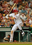 17 May 2012: Washington Nationals third baseman Ryan Zimmerman in action against the Pittsburgh Pirates at Nationals Park in Washington, DC. The Pirates defeated the Nationals 5-3 in the second game of their 2-game series. Mandatory Credit: Ed Wolfstein Photo
