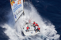 SPAIN, Cartagena, AUDI MedCup, 17th Sept 2009,  Caja Mediterraneo Region of Murcia Trophy, Gp42,  Islas Canarias Puerto Calero.