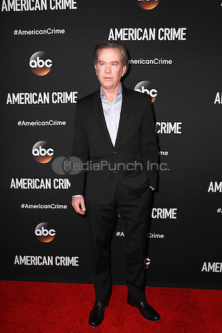 LOS ANGELES, CA - FEBRUARY 28: Timothy Hutton at the American Crime Premiere at the Ace Hotel in Los Angeles, California on February 28, 2015. Credit: David Edwards/DailyCeleb/MediaPunch
