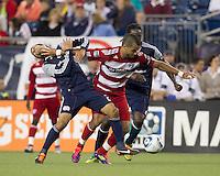 New England Revolution vs FC Dallas September 10 2011