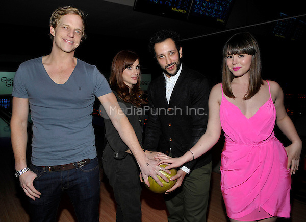 Chris Geere And Wife Chris Geere Aya Cash