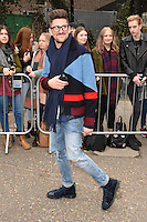 Henry Holland arrives for the Topshop Unique AW17 show as part of London Fashion Week AW17 at Tate Modern, London, UK. <br /> 19 February  2017<br /> Picture: Steve Vas/Featureflash/SilverHub 0208 004 5359 sales@silverhubmedia.com