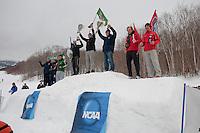 20110312 NCAA Slalom Ski Championships