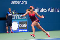 ANA IVANOVIC (SRB)<br /> <br /> The US Open Tennis Championships 2015 - USTA Billie Jean King National Tennis Centre -  Flushing - New York - USA -   ATP - ITF -WTA  2015  - Grand Slam - USA  <br /> <br /> &copy; AMN IMAGES
