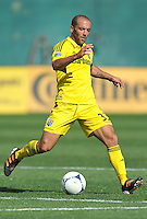 Federico Higuain (33) of the Columbus Crew during the game. The Columbus Crew defeated D.C. United 2-1 ,at RFK Stadium, Saturday March 23,2013.