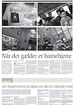 Politiken, Denmark - May 20, 2007