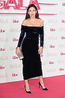 LONDON, UK. November 24, 2016: Anna Friel at the 2016 ITV Gala at the London Palladium Theatre, London.<br /> Picture: Steve Vas/Featureflash/SilverHub 0208 004 5359/ 07711 972644 Editors@silverhubmedia.com