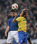 Fussball international 2011, Testspiel: Frankreich - Brasilien