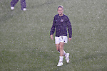 27 April 2008: Heather O'Reilly (USA). The United States Women's National Team defeated the Australia Women's National Team 3-2 at WakeMed Stadium in Cary, NC in a rain delayed women's international friendly soccer match.