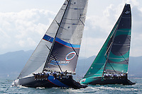 ITALY, Sardinia, Cagliari, AUDI MedCup, 23rd September 2010,  Region of Sardinia Trophy, TEAMORIGIN and Quantum Racing.