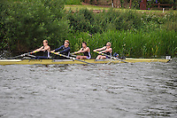 Monmouth Regatta 2011, May 29..IM3.4+.(27) Reading Univ BC.(28) Llandaff RC