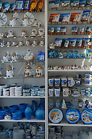 gift store for tourists in Mykonos, Greece