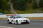 #55 BMW Team RLL BMW M3 GT: Bill Auberlen, Dirk Werner