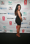 EQ Enterprises' Eunice Quiñones  Attends Swim Sunrise Fashion Show Held at New York Aqua Bar & Lounge inside Grace Hotel, NY 7/27/12