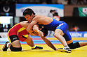 Atsushi Matsumoto, DECEMBER 21, 2011 - Wrestling : All Japan Wrestling Championship Men's Free Style -84kg at 2nd Yoyogi Gymnasium, Tokyo, Japan. (Photo by Jun Tsukida/AFLO SPORT) [0003]
