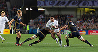 Rugby World Cup Auckland England v Scotland  Pool B 01/10/2011. Manu Tuilagi (England)   .Photo  Frey Fotosports International/AMN Images