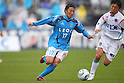 Shinichi Terada (Yokohama FC), April 23rd, 2011 - Football : 2011 J.LEAGUE Division 2, 8th Sec match between Yokohama FC 1-3 Sagan Tosu at NHK Spring Mitsuzawa Football Stadium, Kanagawa, Japan. (Photo by Daiju Kitamura/AFLO SPORT) [1045].
