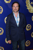 BEVERLY HILLS, CA, USA - MARCH 28: Peter O'Meara at the Versace Unveiling Of The 1st Pop Recording Artist Superhero - KUBA Ka's Performance Outfits. Designed by the legendary fashion hosuse - Donatella Versace. For the Benefit of the Face Forward Foundation (Plastic Surgery for Destroyed Faces from Violence). Pop entertainer TV personality KUBA Ka, together with VERSACE, unveiled Kuba Ka's new Versace images, for the First Pop Artist/Superhero of the World. He has become the inspiration of Donatella's newest and wildest creations and will celebrate the launch of his new power house conglomerate - KUBA Ka Empire Inc. in collaboration with the sensational fashion house - VERSACE on Friday, his birthday at a red carpet media and celebrity event at the luxurious Peninsula Hotel in Beverly Hills held at the Peninsula Hotel on March 28, 2014 in Beverly Hills, California, United States. (Photo by Xavier Collin/Celebrity Monitor)