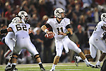 Ole Miss vs. Vanderbilt quarterback Jordan Rodgers (11) at Vaught-Hemingway Stadium in Oxford, Miss. on Saturday, November 10, 2012.