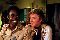 CLEAVON LITTLE & GENE WILDER  .in Blazing Saddles.*Filmstill - Editorial Use Only*.CAP/PLF.Supplied by Capital Pictures/Retna