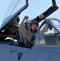 DAVIS-MONTHAN AFB A-10 FIGHTER JET