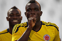 Colombia vs. Paraguay 09-01-2013