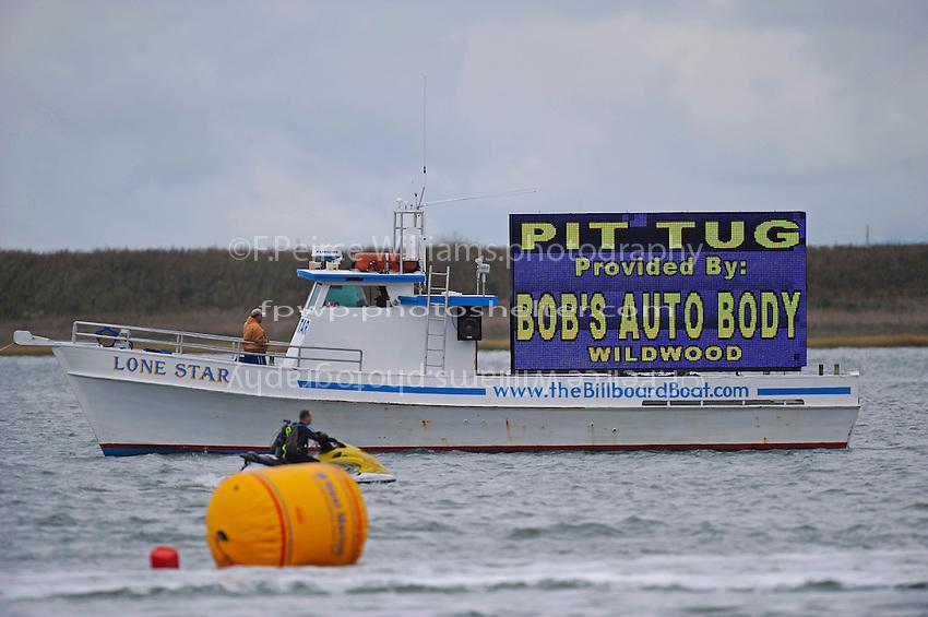 The Billboard Boat