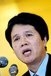 Kiyohiko Nishimura, deputy governor of BOJ and one of Japan's most influential economists.