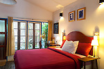 Samsen 5 Lodge is owned and operated by award winning architect Worapan Klampaiboon. Worapan has championed Bangkokers who want to convert old warehouses, schools and industrial buildings into guesthouses.  The 3 room Samsen 5 guesthouse was once a garage.