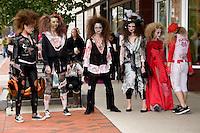 Halloween Downtown Glens Falls 2011