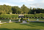 Longwood Gardens near Philadelphia. Grand view of fountains..Philadelphia, Pennsylvania, PA USA.  Photo copyright Lee Foster, 510-549-2202, lee@fostertravel.com, www.fostertravel.com.  Photo 384-30852