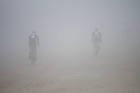 riders on the beach/riders in the mist<br />