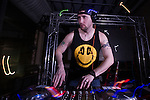 DJ David Hawley of Anchorage Allaska.