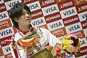 Kohei Uchimura (JPN), .APRIL 8, 2012 - Artistic gymnastics : .The 66th All Japan Gymnastics Championship Individual All-Around, Men's Individual 2nd day .at 1nd Yoyogi Gymnasium, Tokyo, Japan. .(Photo by Akihiro Sugimoto/AFLO SPORT) [1080]