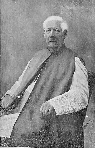 Monseñor José Ma. Meriño, enero de 1920. La Cuna de América
