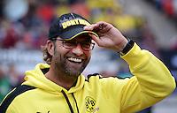 FUSSBALL   1. BUNDESLIGA  SAISON 2012/2013   2. Spieltag 1. FC Nuernberg - Borussia Dortmund       01.09.2012 Trainer Juergen Klopp (Borussia Dortmund)