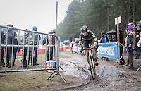 Jim Aernouts (BEL/Telenet-Fidea)<br /> <br /> elite men's race<br /> Krawatencross Lille 2017