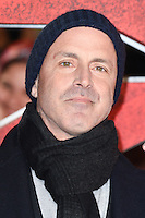 director, DJ Caruso at the premiere of &quot;xXx-Return of Xander Cage&quot; at the O2 Cineworld, London, UK. <br /> 10th January  2017<br /> Picture: Steve Vas/Featureflash/SilverHub 0208 004 5359 sales@silverhubmedia.com