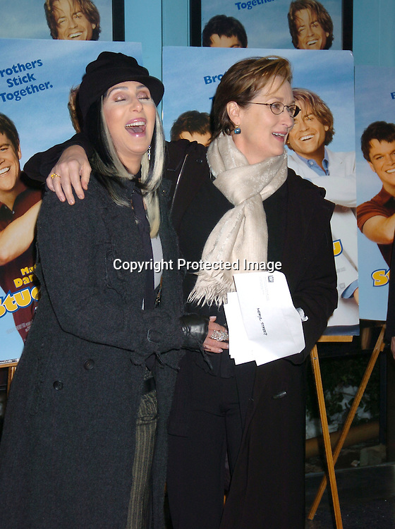 4118 Cher and Meryl Streep.jpg | Robin Platzer/Twin Images Amy Adams