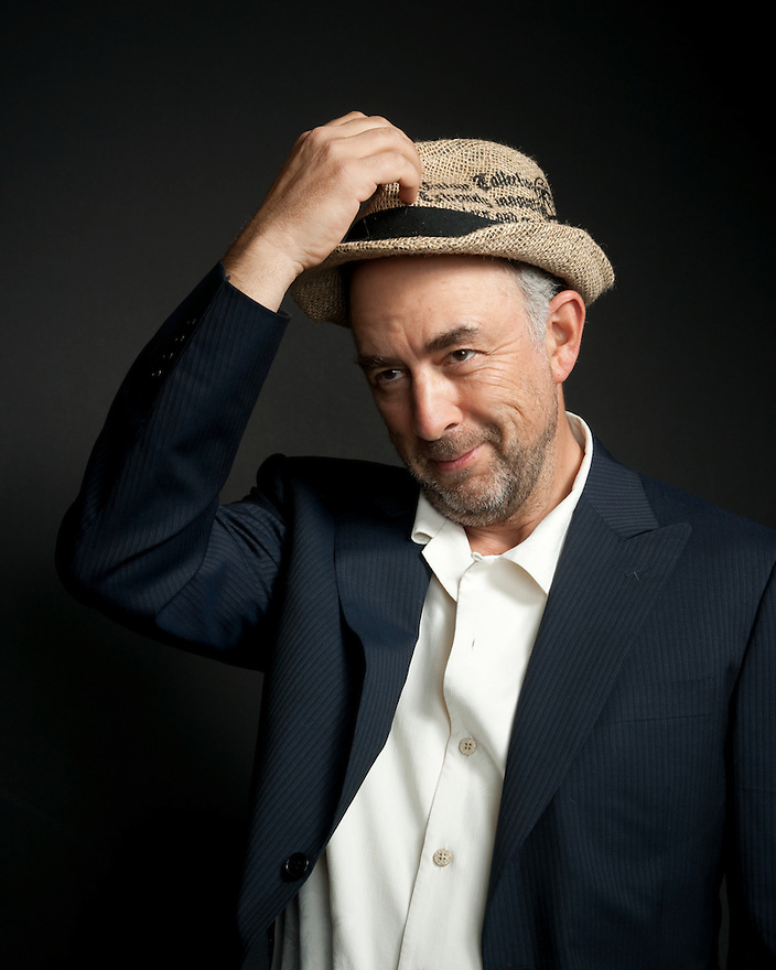 """Richard Schiff photographed for The Creative Coalition's """"Art & Soul"""""""